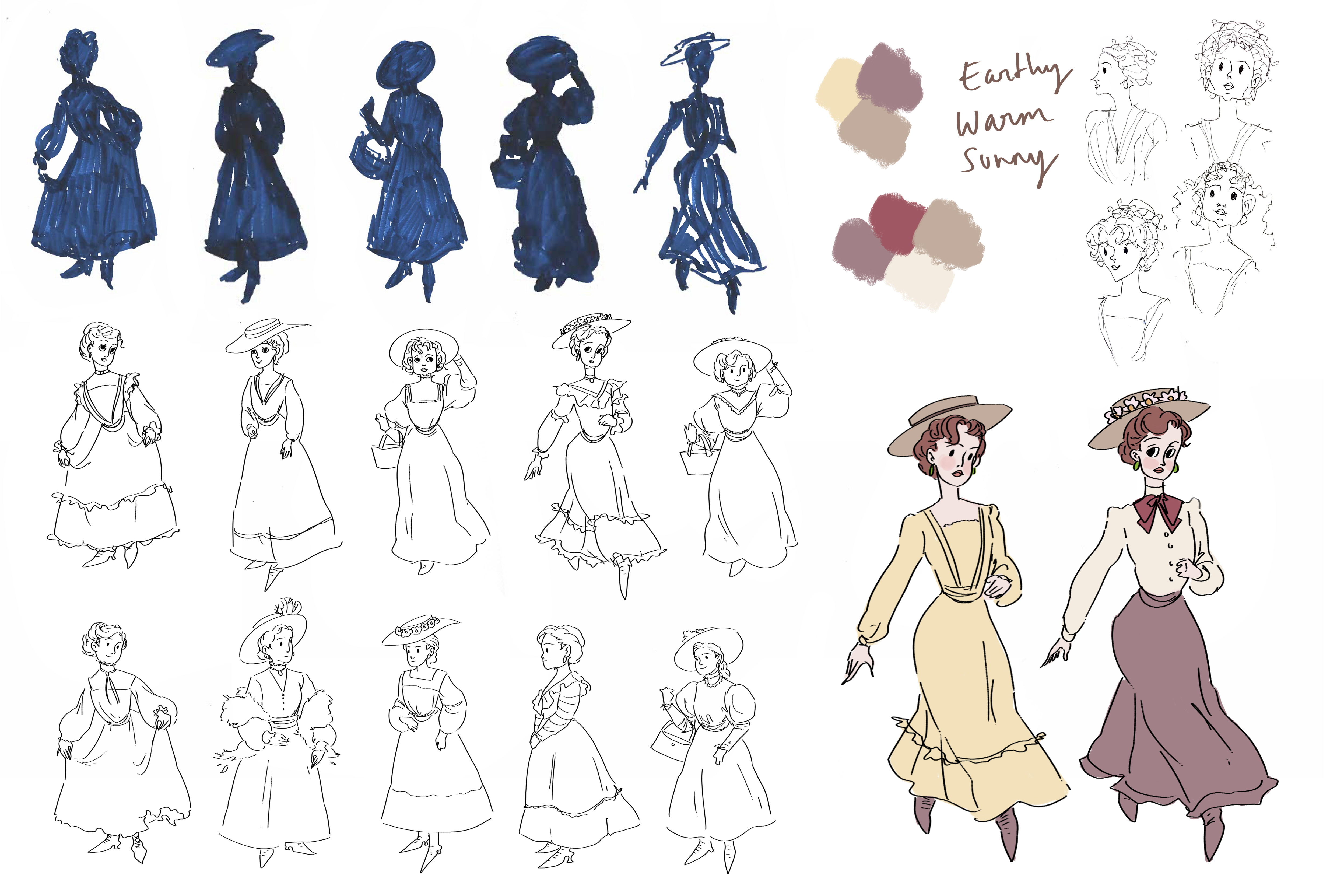 Mary A_characterdesign